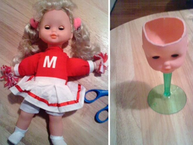 How To Make A Doll Into A Wine Glass In 23 Quick Steps