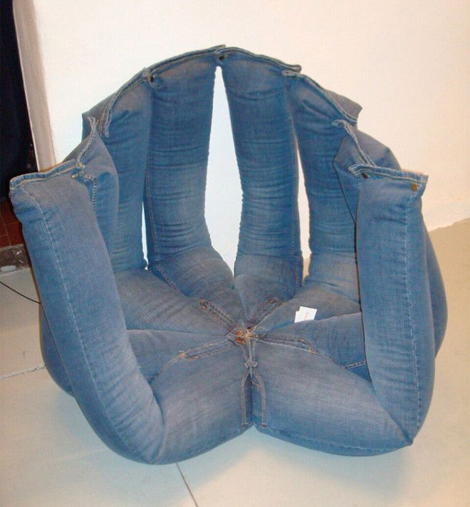 Jean Bag Chair