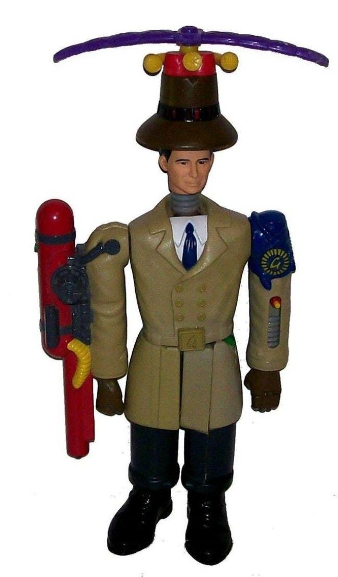 Complete Set Of 'Inspector is listed (or ranked) 13 on the list McDonald's Happy Meal Toys You Threw Away That Are Worth An Insane Amount Of Money Today