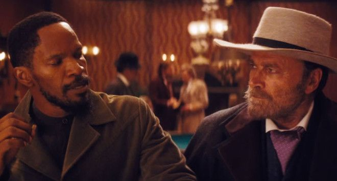 In Django Unchained A Man Asks Django What Is His Name Is And How It Is Spelled The D Is Silent The Man Responds I Know This Man Is Franco Nero The Original Django From The Original 1966 Film