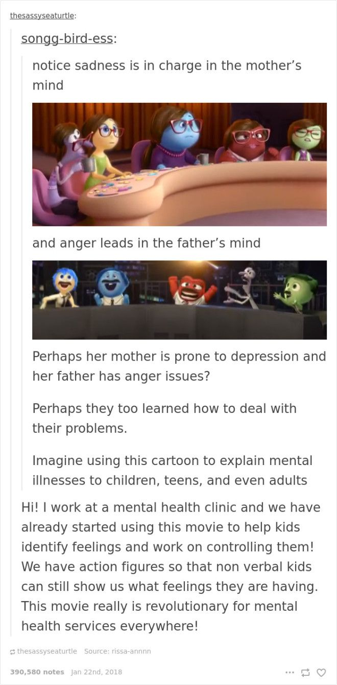 Inside Out Kids Movies Have The Best Details In My Opinion