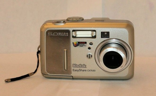 Kodak EasyShare First Released in 2001