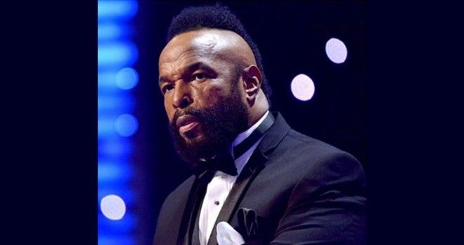 Mr. T aka Lawrence Tureaud