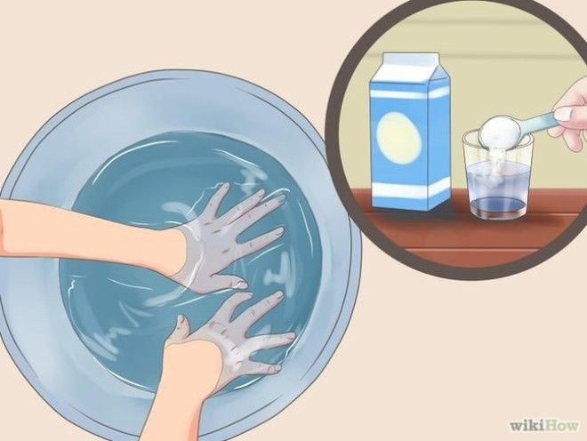 Water with salt dissolved into it is great for cleaning cuts and soothing bug bites.