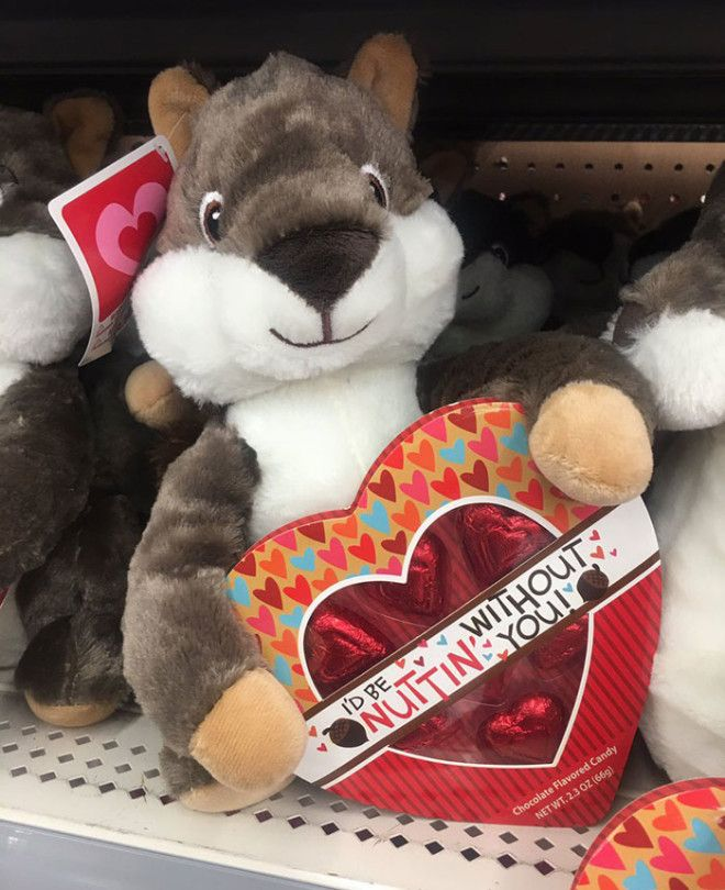Walmart Valentines Day Fail