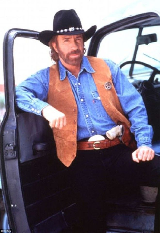 Walker, Texas Ranger royalties owed to Chuck Norris