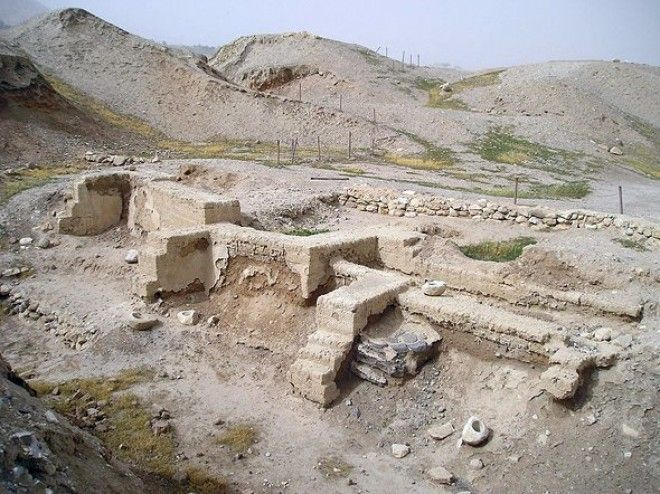 Jericho: The world's largest city in 7000 BC