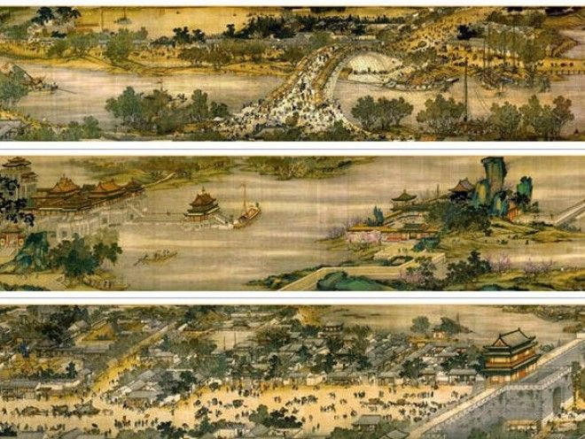 Kaifeng: The world's largest city in 1200 AD