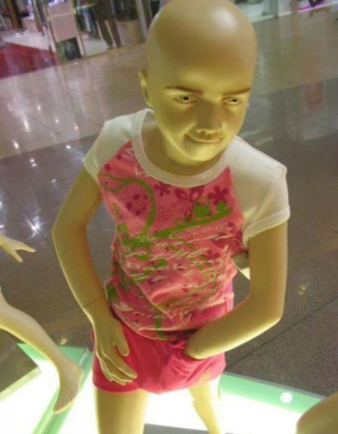 I Don't Trust This Mannequin