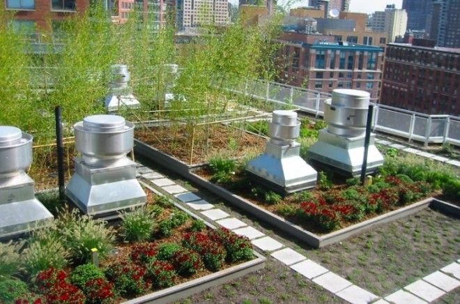 15 Interesting Green Roofs From Around the World