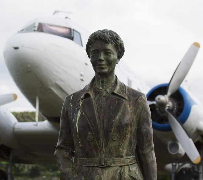 The 80-year mystery of Amelia Earhart's disappearance has finally been solved 1