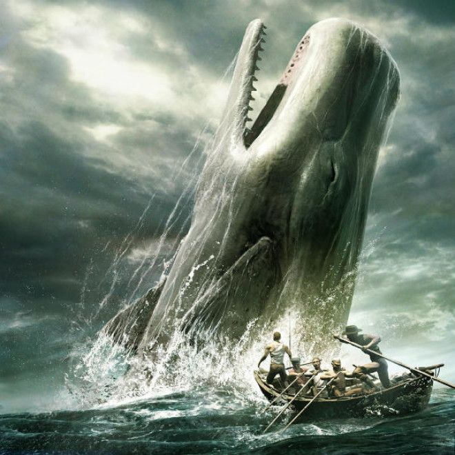 1 Moby Dick