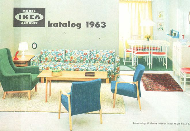 The IKEA Catalog Evolution From 1951 To 2000