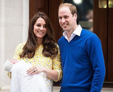 Princess Charlotte will be christened on July 5