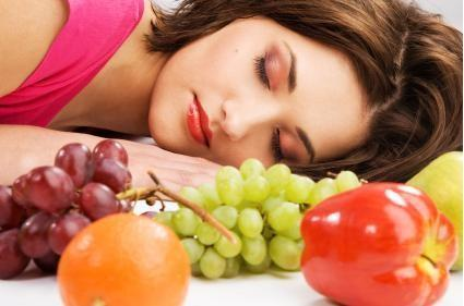 Foods that will naturally help generate the need for sleep