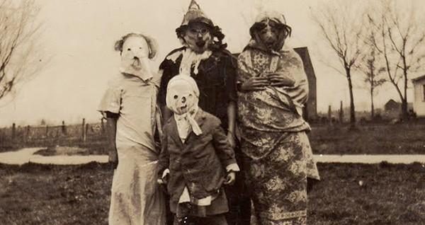 Some of the creepiest costumes