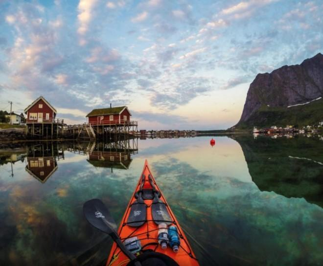 Stunning natural beauty of Norway