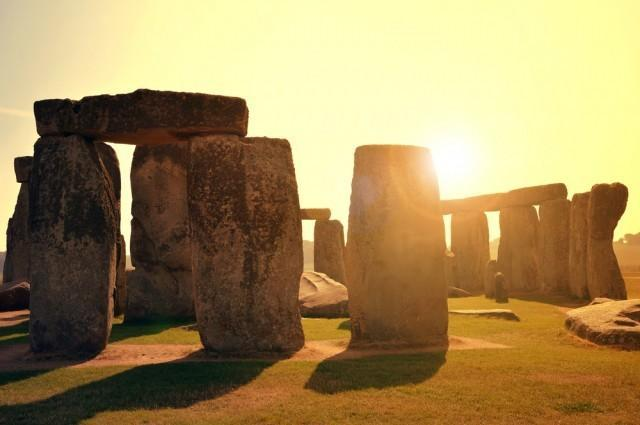 Stonehenge was a Welsh monument