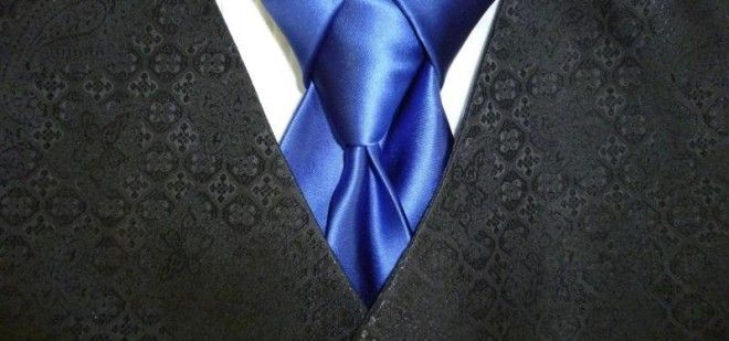 Here's how to tie three classic knots