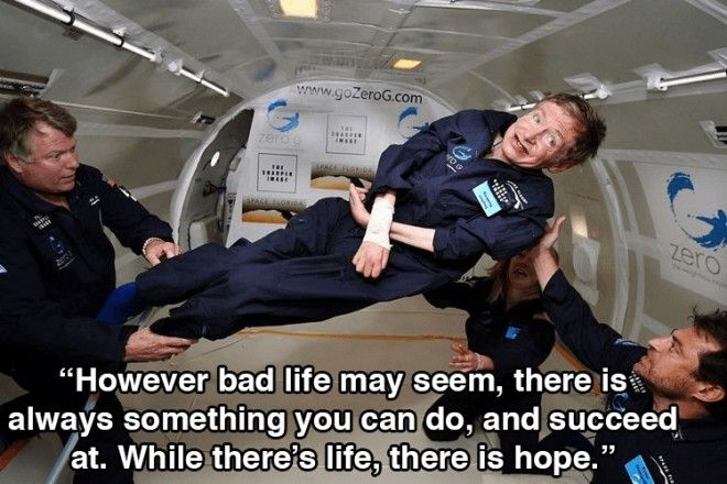 21 Stephen Hawking Quotes