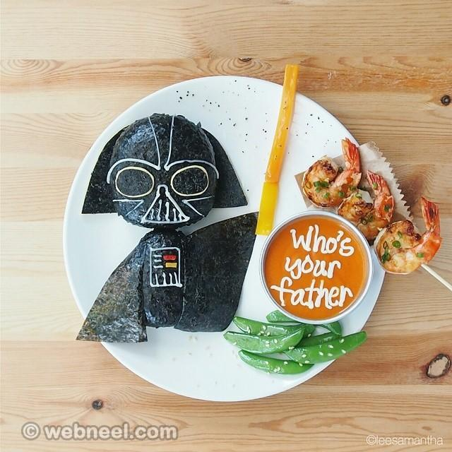 Cool food creations