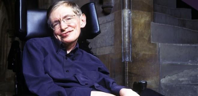 Stephen Hawking Warns Humanity