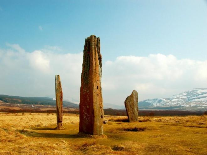 The diversity of neolithic monuments