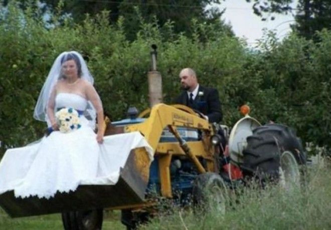 Hilarious Wedding Picture Fails