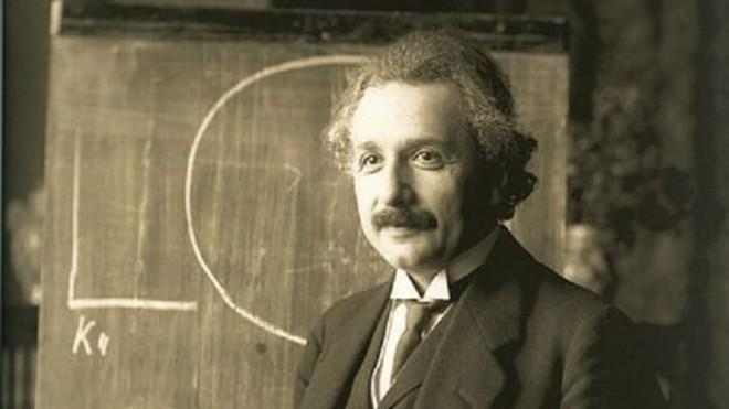 Papers of Albert Einstein's early life