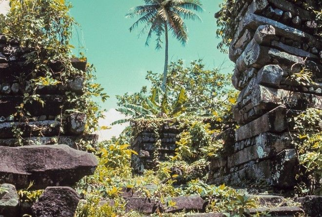 You've heard of Atlantis...but what about Nan Madol?