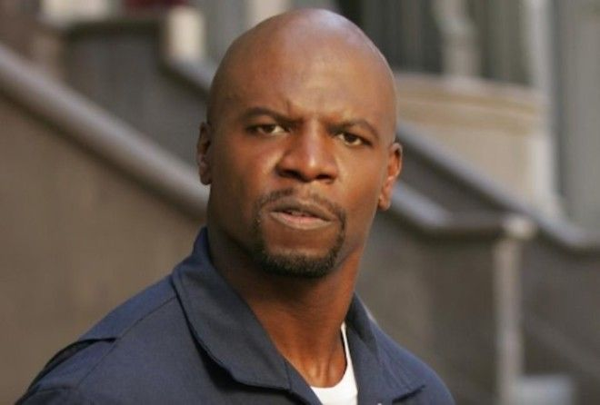 You the real MVP, Terry Crews!