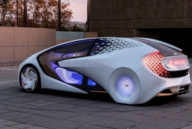 10 Of the World's Most Futuristic Cars That Are Truly Amazing