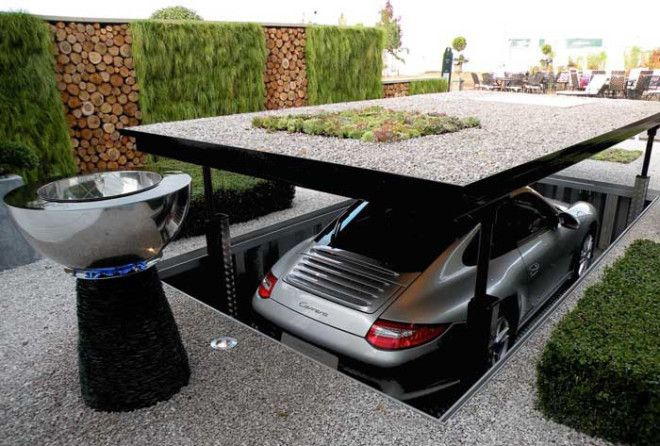 Is this the perfect solution to all parking problems?