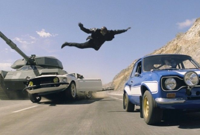 Car chase scenes have been a staple of action films for decades.