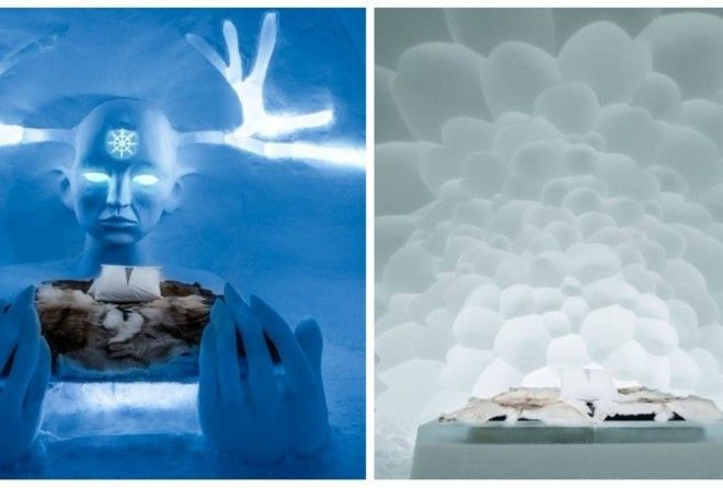 The IceHotel is open until April 2018.