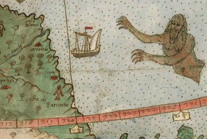 Experts considered the ancient map advanced for its day.