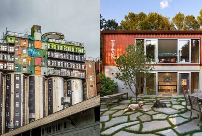 Looking inspiration for shipping containers homes design?