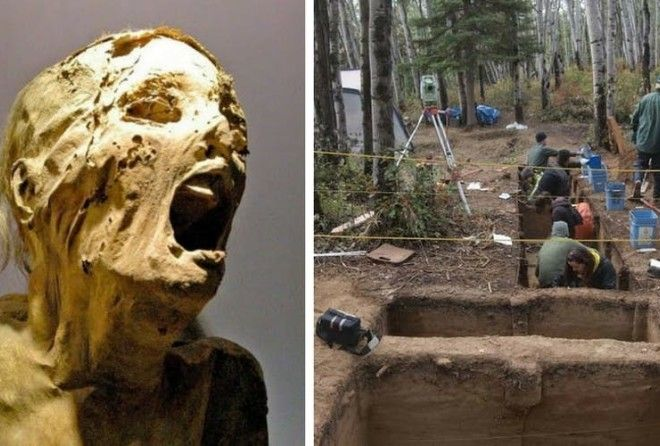 These dig finds will give you chills.