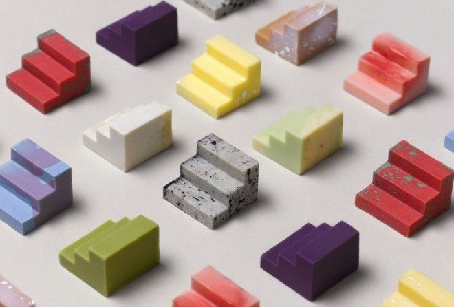 Cubes of Complementary Flavors