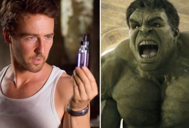 Ever wonder why Edward Norton isn't our Hulk anymore?