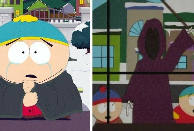 South Park is actually one of the most messed-up shows ever.