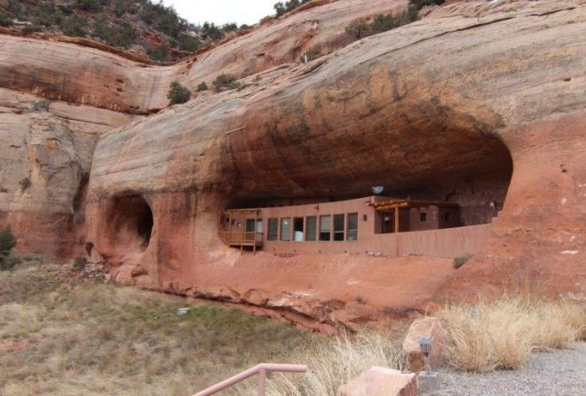 Here are 10 of the coolest hidden houses on the planet!