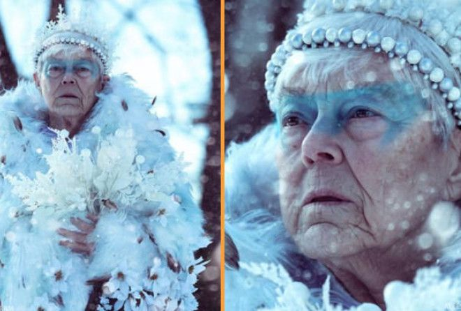 The Snow Queen!