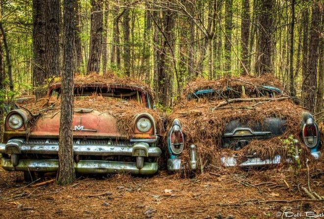 World's Largest Known Classic Car Junkyard