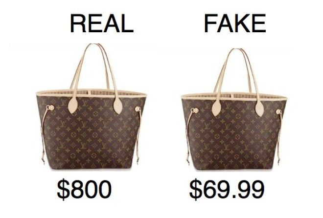 Here we have really easy tips and tricks to identify the real products from the fake ones.
