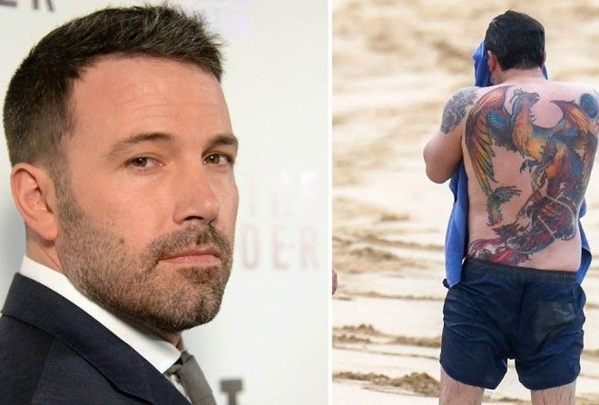 Ben Affleck is short for Benjamin Awfulback.