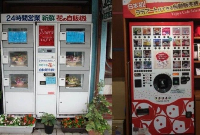 Japan has a reputation for the weirdest and most wonderful vending machines. From dispensing apples to underwear, here is a list of some of the best vending machines in Japan.