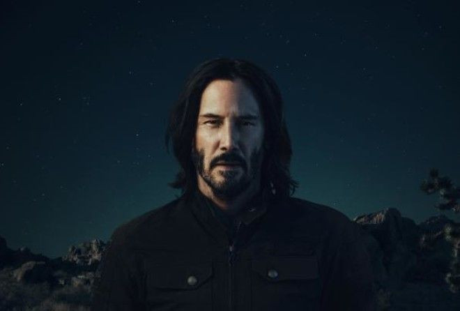 Some people believe that Keanu might really be THE ONE...