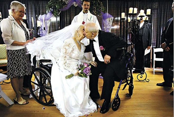 These people prove that love can last a lifetime!