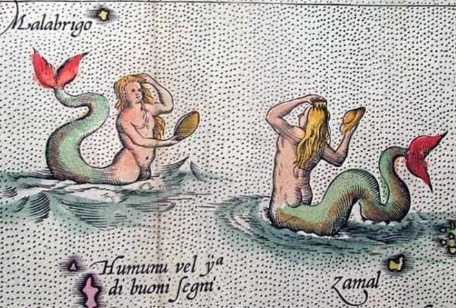 Legends of Mermaids
